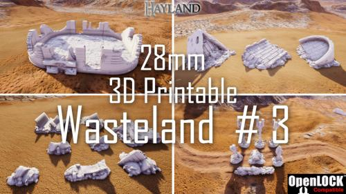 Hayland Terrain - Tabletop Analytics