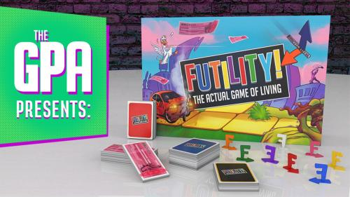 Futility™: The Actual Game of Living™