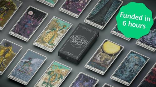 Cthulhu Dark Arts Tarot