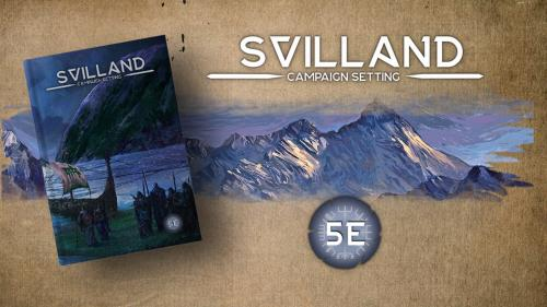 Svilland: A Norse Mythology themed Campaign Setting for 5E
