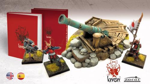 Kensei: Samurai Tabletop Wargame