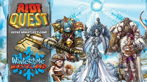 RIOT QUEST: WINTERTIME WASTELAND