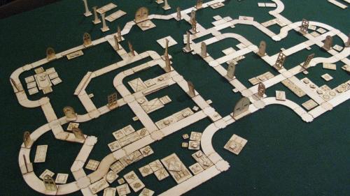 Age Past Dungeon Keep RPG Set