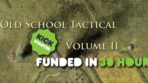 Old School Tactical Vol II: West Front 1944-45