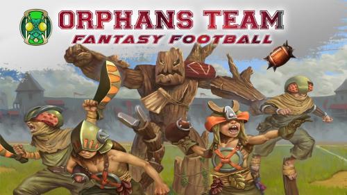 Orphans Team Fantasy Football