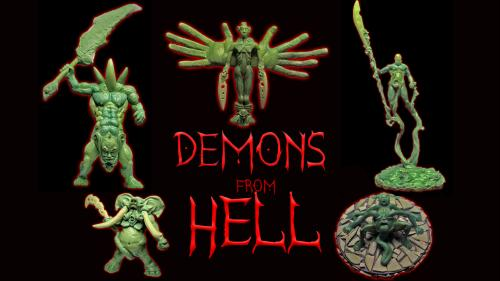 Demons from Hell