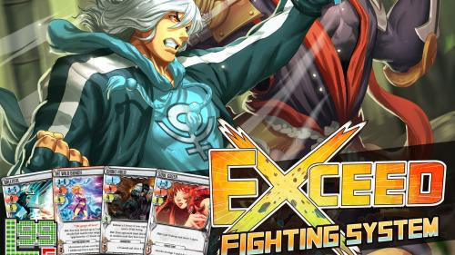 EXCEED - Card Fighting Evolution